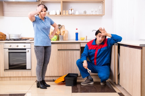 How do you fix plumbing problems