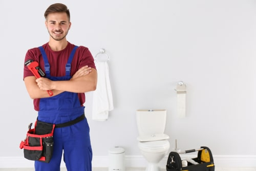 What to put down the toilet to clean pipes