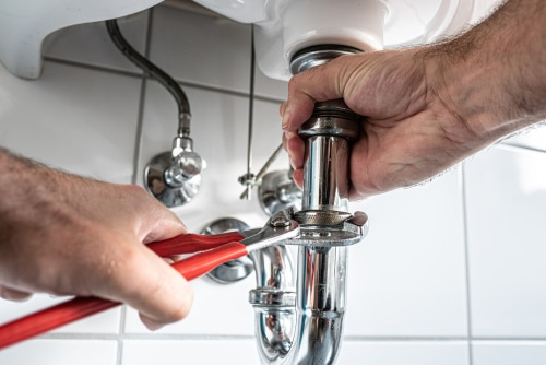 How often should you clean your sink drain