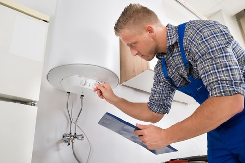 When should I replace my water heater