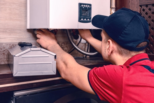 Why should I hire professionals for water heater installation