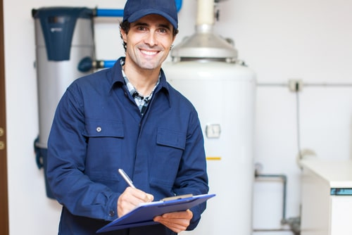 water heater repair experts in Corona